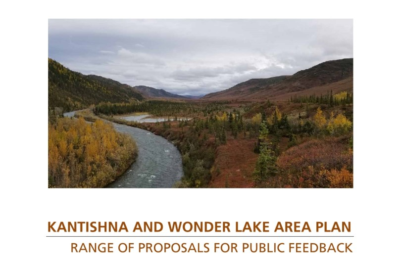 DCC Submits Comments on Kantishna-Wonder Lake Area Plan